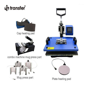 "Printers I-transfer Digital LCD Touch Screen 11"" X 15"" Combo Caps, Mugs,Plates, T-shirts Heat Press Machine Sublimation Transfer1"