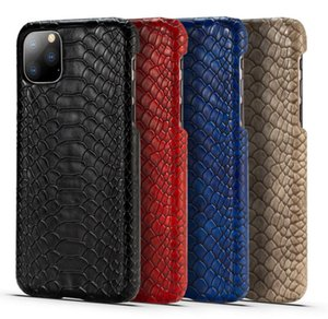 DHL 50pcs High Class PU Leather Python Pattern Whole Cover Back Case for Iphone SE2020 11PRO MAX Samsung S20 Huawei P40 Top Quality Cover