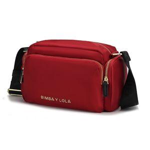 Bimbaylola Brands di lusso originali Borsa a tracolla Bimba e Lola Crossbody Borsa da donna sac femme Girl Bag C1009