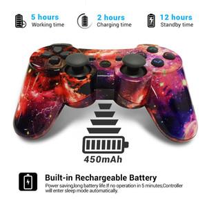 Controlador Bluetooth para Sony PS3 Gamepad para Sony PlayStation 3 e para PC Bem High Capacidade Bateria Recarregável BBYDBJ BWKF