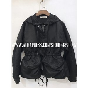 Women's spring autumn basic Casual female zipper hooded street high quality Sports jacket 201021