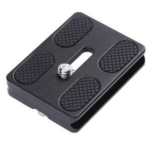 1pc Universal Pu 50 Metal Quick Release Plate For Benro Arca Swiss Ballhead Tripod Accessories Tripod Monopods sqciXE bdejewelry