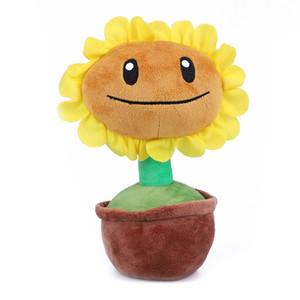 8 estilos Plants vs Zombies suave peluche juguetes de peluche flor Plantas de peluche de juguete de regalo de Navidad Kid