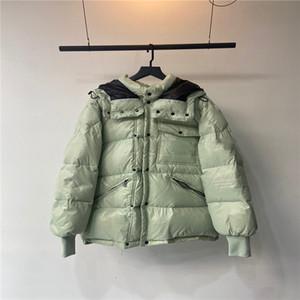 Womens Coat Hooded Autumn Winter Windbreaker Coat Down Thick Hoodie Outwear Jackets Asian Size Women's Clothing S-L