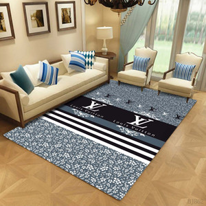 luxury Printed Bedroom Kitchen Large Carpet for Living Room Tatami Sofa Floor Mat Anti-Slip Rug tapis salon dywan O3