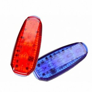 GUB Bicycle Rear Lights USB Rechargeable Light Bike Tail LED Light Outdoor Helmet Cycling Running Safety aSks#
