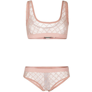 Sexy Lace Bras Sets For Women Luxury Letters Womens Sexy Lingerie Lady Party Bride Wedding Bra Briefs Suit