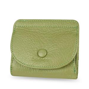 Dicihaya New Classic Style Brieftasche Echtes Leder Frauen Brieftaschen Kurze Weibliche Geldbörse Kartenhalter Brieftasche Frauen Mode Hohe Qualität
