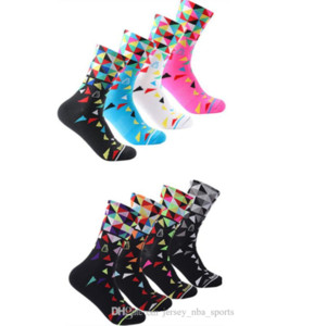 21 2019 Professional Brand Cycling Sport Socks Proteger Pies Transpirable Wicking Socks Ciclismo Bicicletas