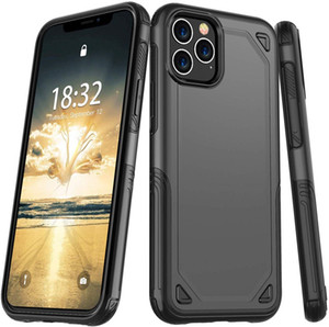 Military Shockproof Armor Phone Case For iPhone X XS 11 Pro Max XR 7 8 6 6S Plus Hybrid PC+Silicone Slim Rugged Protective Cover