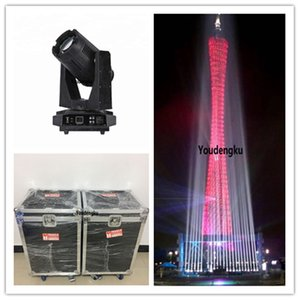 2 pcs with case Stage and events lights IP65 outdoor waterproof DMX control 17R 350w beam spot 3in1 moving head light