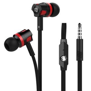 JM26 3.5 ملليمتر سماعات سلكية للهاتف سامسونج Xiaomi سماعة في سماعة الأذن سماعة مع ميكروفون سماعات الهاتف