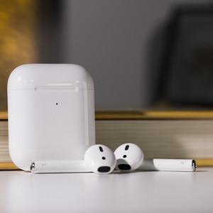 Nuevo Apple AİRPODS2 cargandosin cables originalAuricular bluetooth AİrPodsreducción de ruido PRO3