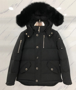 2020-2021 Top New Men Casual Down Giacca Down Cappotti Mens Moose Outdoor Uomo Cappotto invernale Cappotto Inverno Outwear Giacche Parkas Canada Knuckles Doudoune
