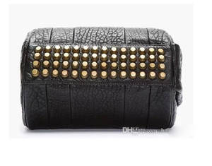 studs Women's edition studs tote Nylon leather Crossbody fur wgCarryOns Rolling LugThicker Travel Suitcase Protgage Suitcase wggStrength Bag