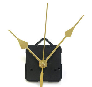 Home Clocks Diy Quartz Clock Movement Kit Black Clock Accessories Spindle Mechanism Repair With Hand Sets S sqcOlV sports2010