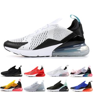 2020 New 27S AIR Cushion Sneaker Athletic Shoes Trainer Road Star Iron Sprite 3M CNY Man General For Men Women 36-45 Without Z01