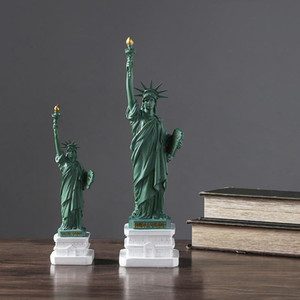 Statue Liberty Collectibles Travel Souvenirs of New York Artware Model Tabletop Decoration Gifts and Souvenir Figurines
