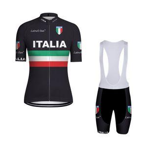 SPTGRVO LairschDan 2020 Italy Cycling Clothing Men Set Team Racing Mountain Bike Clothing Outfit Ropa Short mtb Bike Cycling Kit