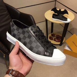 Hot Sale- men's designer dress shoes men's designer superstar shoes top fashion casual shoes size 38-45 1112
