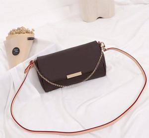 Оптовая женская сумочка стильные женщины Золотая цепи короткая сумка для плеча выгравированная передняя пластина кожаный ремешок крест тела леди M40718