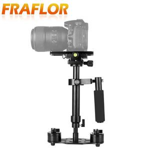 Мини портативные 5D2 Стабилизатор S60 Абсорбер Видеокамера Стабилизатор для профессиональных видеокамеров SLR DSLR Камеры и DVS и т. Д.
