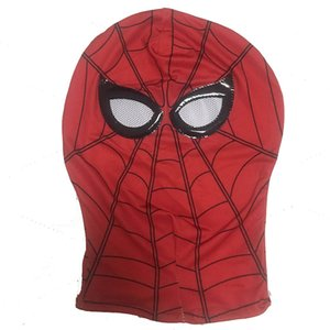 Loin de la maison Cosplay Masque Spandex Elastic Superhero Halloween Masques Hood couvre-tête
