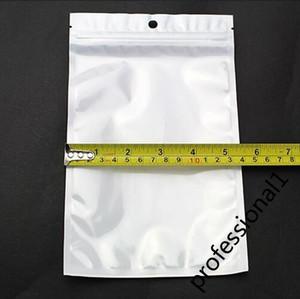 ПВХ Пластиковый мешок Zipper Розничная Упаковка Мешок Poly ОРР Упаковка Zipper Retail Clear White пакеты ювелирных еды Многие Имеющийся размер