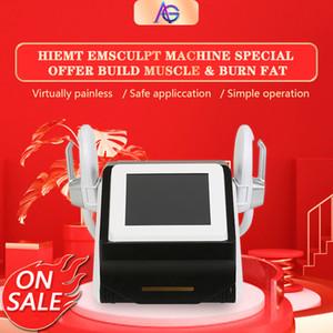 Портативный Hoemt Emsculpt для похудения машина с ультразвуковой кавитацией для подъема ягодиц Уменьшает жирное мышечное оборудование Emsculpt