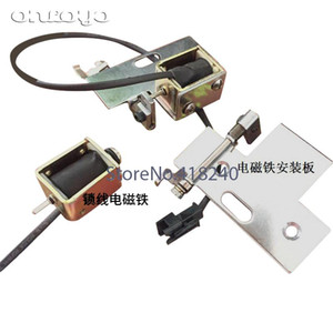 for Tajima embroidery thread lock surface line clamp electromagnet 640600121001 loose thread switch Solenoid Open Frame
