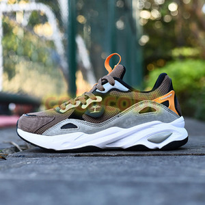 New Treeperi fashion chunky Running Shoes Men Women Sneakers black brown sport Trainers US 9.5 EUR 43 for men