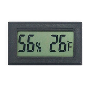 2020 New Household Mini LCD Digital Thermometer Hygrometer Fridge Freezer Temperature Humidity Meter Detector Indoor Thermometer