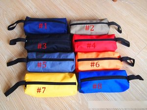 Multicolor Casual Storage Bag kids Waterproof Oxford Cloth Tools Bag Unisex Travel Portable Sundries Storage Bag Fashion Make Up Bags