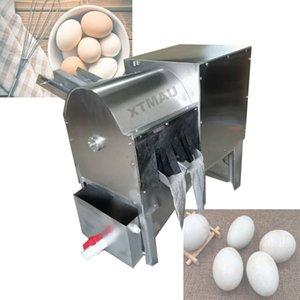 machine de nettoyage des œufs d'oie / rondelle de poulet pour le lavage sale / oeuf canard Machine poule Egg Wash Nettoyage