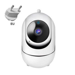 Home Security Camera IP intelligente ad alta definizione Wireless Camera WiFi domestica Indoor Remote Surveillance Monitor