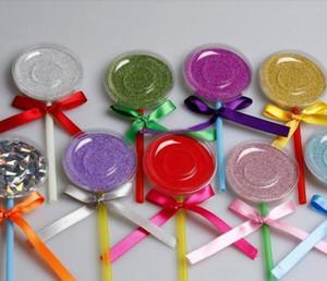 2020 Shimmer Lollipop Lashes Package Box 3d Mink Eyelashes Boxes Fake False Eyelashes Packaging Case Empty Eyelash Bo bbyeqe xmh_home