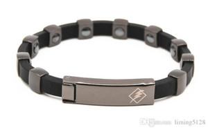 Anti -Static Armband Negative Ionen-Strahlenschutz Gesundheit Magnetfeldtherapie Armband