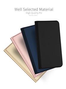 DUX DUCIS peau Pro Series Wallet cuir Flip Case avec fentes pour carte Iphone 7 8 plus Xs Xr 12 12 Mini Pro 11 11
