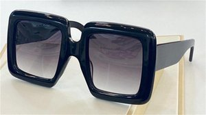 New fashion design sunglasses 0783S square plate frame simple and elegant style top quality classic uv 400 lens protection glasses