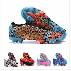 الرجال لكرة القدم المرابط زئبقي 3 النخبة NJR FG كرة القدم أحذية CR7 أحذية نيمار الأشرطة Chuteiras بوتاس دي فوتبول