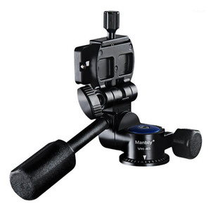 Manbily Camera Ggimbal All Metal Monoopod Head Head Head Head 3D GGIMBAL с быстрым выпуском Plate1