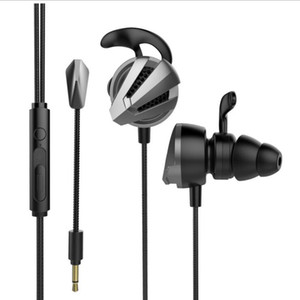 Professional G12 Games Gaming In-Ear Headset Sport Music Headphones With Mic Volume Control Earphones for PC Gamer LOL