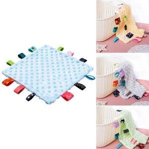 Isistal Babe Bean Malket Comfort Soothe Ampaled Полотенце Твердое хлопковое одеяло для Baby Sleep Sleak Accessoration1