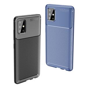 finos Casos de telefone ultra macio para Samsung Galaxy Note 20 Nota 10 pro Soft Case Capa para Samsung S20 S10 além M51 M31 M30s M01 A01 núcleo A20E