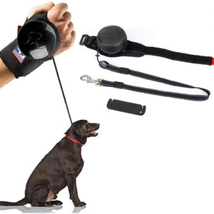 Hands Free 3M Retractable Dog Leash Comfortable Wristband Running Jogging Walking for Small Medium Large Dogs Quality