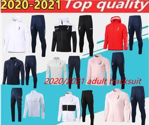 2020/2021 Черно-белая команда, Bianconeri Sportswear для взрослых, с капюшоном куртка, Chandal взрослый спортивный костюм