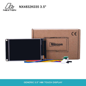 Nextion Enhanced NX4832K035 - Generic 3.5'' 480*320 Built-in RTC   Larger Flash Capacity   Faster MCU Clock HMI Touch Display