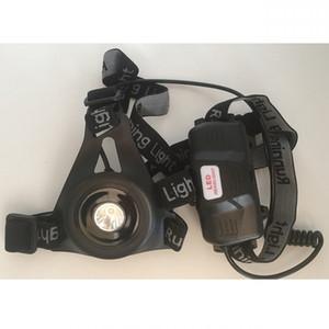 Charge USB Lampes à poitrine portables Pile Nuit de la batterie Vélo à vélo Equipement de camping Éclairage de camping Éclairage Coffre-fort Portable 22DT N2