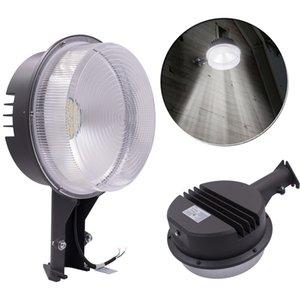70W LED extérieur étanche Lampe IP65 rue lampe murale étanche pour garages, entrepôts, magasins, motels, terrains de stationnement