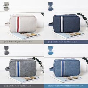 ROo5z gagnant gagnant sac de stockage de capacité couche multifonction électronique numérique électronique double grande boîte de finition imperméable polyester élue